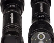 Durable Flashlight for Heavy Duty and High Impact Applications