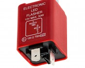 FL2-RED LED Bulb Electronic Flasher