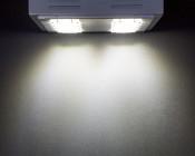 LED Canopy Lights - 100W - Natural White - Flush Mount or Surface Mount - Rectangular LED Beam Pattern - 10,000 Lumens - Rectangular Beam Pattern