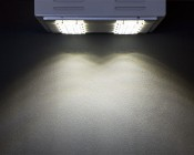 LED Canopy Lights - 60W - Natural White - Flush Mount or Surface Mount - Square Beam Pattern