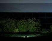30 Watt LED Flood Light Fixture - Low Profile -  2,850 Lumens - Illuminating Landscape