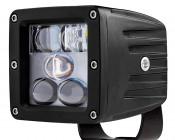 "LED Fog Light - 3"" Square - 13W - 1,700 Lumens"