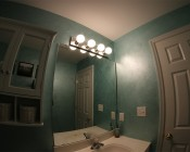 G30 LED Vanity Bulb w/ High CRI - 45 Watt Equivalent - Dimmable