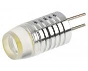 G4 LED Bulb - 1 Watt (15 Watt Equivalent) Bi-Pin LED Bulb - Cool White