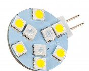 G4 LED Bulb - Dual Color - Bi-Pin LED Disc