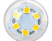 G4 LED Bulb - 35 Watt Equivalent - Bi-Pin LED Bulb - 320 Lumens: Front View