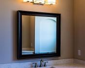 G9 LED Bulb - 25 Watt Equivalent - Bi-Pin LED Filament Bulb: Installed in Bathroom Decorative Vanity Mirror Fixture