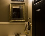 G9 LED Bulb - 25 Watt Equivalent - Bi-Pin LED Bulb - 240 Lumens: Installed In Fixtures Over Bathroom Mirror