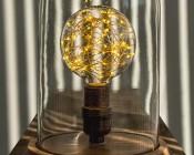 G30/G95 LED Fairy Light Bulbs - 48 Lumens: Fairy Light Bulb Inside Dome Jar