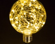 G30/G95 LED Fairy Light Bulbs - 48 Lumens
