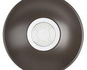 LED Gooseneck Barn Light - 42W - 4000K/3000K - 3,700 Lumens: Front View
