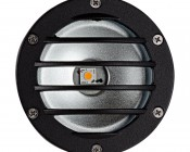 Dimmable LED In-Ground Well Light - 15 Watt Equivalent - 160 Lumens - Top View