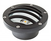 Dimmable LED In-Ground Well Light - 3 Watt