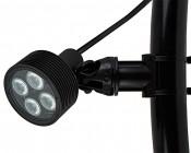 8W LED Landscape Spotlight - Cool White: Tube Mounting