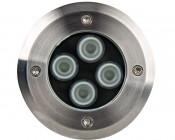 LED In-Ground Well Light - 8 Watt