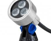 6W Color Changing RGB LED Landscape Spotlight (remote sold separately)