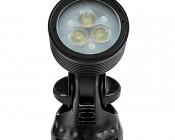 3 Watt LED Landscape Spot Light: Front View