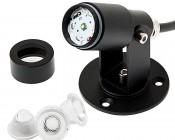 3 Watt LED Landscape Spot Light: Unscrew Lens Cap to Change Included Additional Lenses- 15°, 30°, & 60°