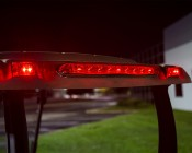 Golf Cart LED Tail Light/Brake Light Extension Kit: Installed on Golf Cart