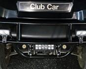 "LED Light Pod - 2"" Round LED Off-Road Work Light - 10W - 700 Lumens: Installed on Golf Cart"