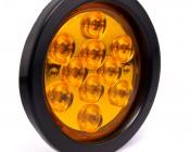 Grommet available for 4 Inch diameter ST Series Truck Lights.