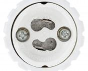 GU10 Base to E27 Base Socket Adapter: Front View