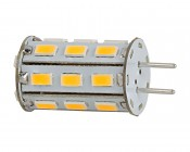 GY6.35 LED Bulb - 50 Watt Equivalent - Bi-Pin LED Bulb - 450 Lumens