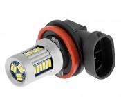 Can Bus H11 LED Bulb - 30 SMD LED Daytime Running Light - LED Tower