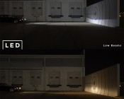 Rectangular H4656 LED Projector Headlights - LED Headlights Conversion - Sealed Beam