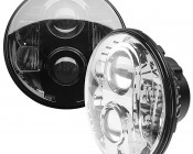 "7"" Round H6024 LED Projector Headlights - LED Headlights Conversion - Sealed Beam"