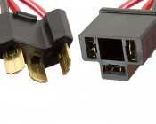 H6545 to H4 Cable: Showing Cable Ends.