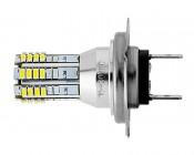 H7 LED Bulb - 36 High Power LED Daytime Running Light: Profile View