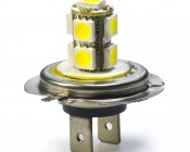 H7 LED Bulb - 9 LED Daytime Running Light