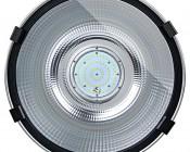 150 Watt High Power LED High Bay Light Fixture: Front View