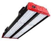 180W Double Linear LED Light Fixture - Industrial LED Light w/ Mounting Brackets - 2-3/8' Long - 19,500 Lumens