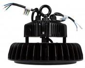 150 Watt UFO LED High Bay Light w/ Optional Reflector - 5000K - 19,500 Lumens: Profile View