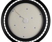 500 Watt UFO LED High Bay Light w/ Optional Reflector - 5000K - 65,000 Lumens - Front View