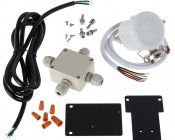 Microwave Motion Sensor for HBUD UFO LED High-Bay Lights - Included Accessories