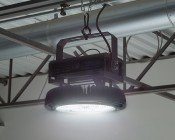 400 Watt UFO LED High Bay Light w/ Optional Reflector - 5000K - 50,000 Lumens