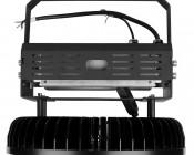 400 Watt UFO LED High Bay Light w/ Optional Reflector - 5000K - 50,000 Lumens - Profile View