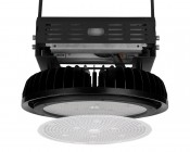 90 Degree Diffusing Lens for 500W UFO LED High-Bay Lights