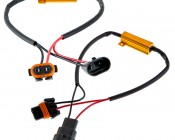 Headlight Load Resistor Kit - 9005 Connection