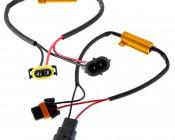 Headlight Load Resistor Kit - H11 Connection