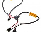Headlight Load Resistor Kit - H7 Connection