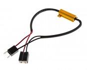 Motorcycle Headlight Load Resistor - H7 LED Headlight Bulbs