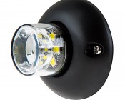LED Hideaway Strobe Lights - Mini Emergency Vehicle LED Warning Lights: Various Mounting Options Available