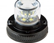 Hide-A-Way LED Strobe Light: Available In 360° & 180°