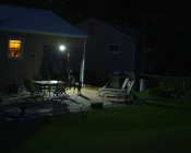 High Power 30W LED Flood Light Fixture with Motion Sensor