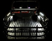 WLFA2 series 30 High Power LED Waterproof Light Bar Fixture Illuminating Truck Bed