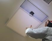 36W RGB LED Panel Light Fixture - 2ft x 2ft